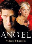 Cover-Bild zu Titan: Angel: The Official Collection Volume 2 - Villains & Demons