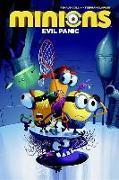 Cover-Bild zu Titan Comics: Minions Volume 2 - Evil Panic