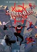 Cover-Bild zu Titan: Spider-Man: Into the Spider-Verse the Official Movie Special Book