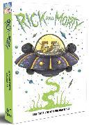 Cover-Bild zu Titan Comics: Rick & Morty Slipcase Vol 1-3
