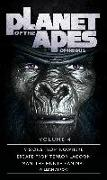 Cover-Bild zu Titan Books: Planet of the Apes Omnibus 4