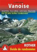 Cover-Bild zu Vanoise (Guide de randonnées) von Kürschner, Iris