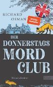 Cover-Bild zu Der Donnerstagsmordclub von Osman, Richard