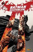 Cover-Bild zu Azzarello, Brian: Batman/Deathblow: Nach dem Feuer