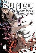 Cover-Bild zu Asagiri, Kafka: Bungo Stray Dogs 15