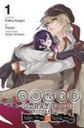 Cover-Bild zu Kafka Asagiri: Bungo Stray Dogs: Another Story, Vol. 1