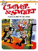 Cover-Bild zu Ibáñez, Francisco: Clever und Smart 9: Fauler Zauber mit den Augen
