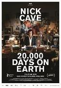 Cover-Bild zu Nick Cave (Schausp.): 20'000 Days on Earth
