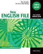 Cover-Bild zu Intermediate: New English File: Intermediate: Student's Book - New English File von Oxenden, Clive