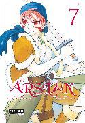 Cover-Bild zu Arakawa, Hiromu: The Heroic Legend of Arslan 7