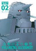 Cover-Bild zu Arakawa, Hiromu: Fullmetal Alchemist: Fullmetal Edition, Vol. 2