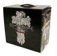 Cover-Bild zu Ohba, Tsugumi: Death Note Complete Box Set