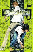 Cover-Bild zu Ohba, Tsugumi: Death Note, Vol. 5