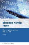 Cover-Bild zu Bilanzen richtig lesen von Scheffler, Eberhard