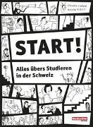 Cover-Bild zu Start! von Imhof, Claudia