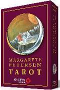 Cover-Bild zu Margarete Petersen Tarot von Petersen, Margarete