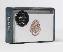 Cover-Bild zu Insight Editions: Harry Potter: Hogwarts Foil Gift Enclosure Cards