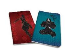 Cover-Bild zu Insight Editions: Avatar The Last Airbender / The Legend of Korra Notebook Collection (Set of 2)