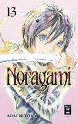 Cover-Bild zu Adachitoka: Noragami 13