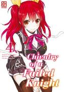 Cover-Bild zu Soramichi, Megumu: Chivalry of a Failed Knight 04