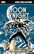 Cover-Bild zu Moench, Doug: Moon Knight Epic Collection: Bad Moon Rising