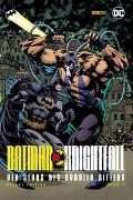 Cover-Bild zu Moench, Doug: Batman: Knightfall - Der Sturz des Dunklen Ritters 1 (Deluxe Edition)