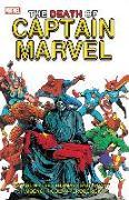 Cover-Bild zu Starlin, Jim (Ausw.): The Death of Captain Marvel