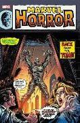 Cover-Bild zu Gerber, Steve: Marvel Horror Omnibus