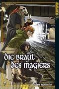 Cover-Bild zu Yamazaki, Kore: Die Braut des Magiers 07