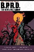 Cover-Bild zu Mignola, Mike: B.P.R.D. The Devil You Know Omnibus