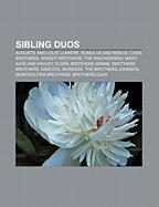 Cover-Bild zu Source: Wikipedia (Hrsg.): Sibling duos