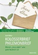 Cover-Bild zu Kolosserbrief Philemonbrief