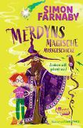 Cover-Bild zu Merdyns magische Missgeschicke - Zaubern will gelernt sein! von Farnaby, Simon
