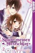 Cover-Bild zu Umezawa, Marina: Spüre meinen Herzschlag 02