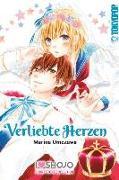 Cover-Bild zu Umezawa, Marina: Verliebte Herzen