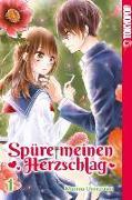 Cover-Bild zu Umezawa, Marina: Spüre meinen Herzschlag 01