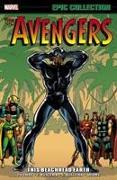 Cover-Bild zu Thomas, Roy: Avengers Epic Collection: This Beachhead Earth