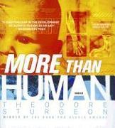 Cover-Bild zu Sturgeon, Theodore: More Than Human