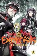Cover-Bild zu Sukeno, Yoshiaki: Twin Star Exorcists, Vol. 7