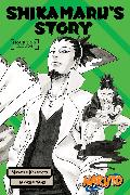 Cover-Bild zu Yano, Takashi: Naruto: Shikamaru's Story--Mourning Clouds