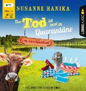 Cover-Bild zu Der Tod ist heut in Quarantäne von Hanika, Susanne