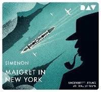 Cover-Bild zu Maigret in New York von Simenon, Georges