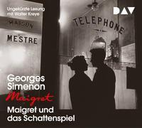Cover-Bild zu Maigret und das Schattenspiel von Simenon, Georges