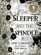 Cover-Bild zu Gaiman, Neil: The Sleeper and the Spindle (eBook)