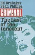 Cover-Bild zu Ed Brubaker: Criminal Volume 6: The Last of the Innocent
