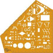 Cover-Bild zu Standardgraph. Zeichenwinkel Elektrotechnik