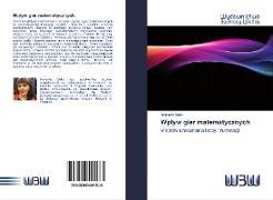 Cover-Bild zu Beka, Arbresha: Wplyw gier matematycznych