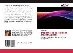 Cover-Bild zu Beka, Arbresha: Impacto de los juegos matemáticos