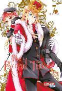 Cover-Bild zu Akai, Higasa: The Royal Tutor 7