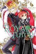 Cover-Bild zu Higasa Akai: The Royal Tutor, Vol. 6